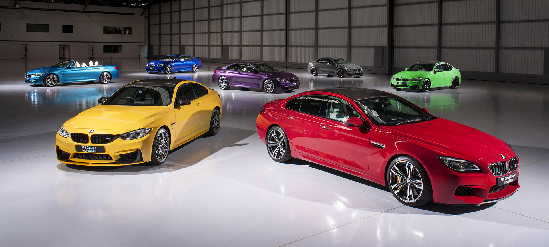Bmw Individual M Colours News Discover Bmw