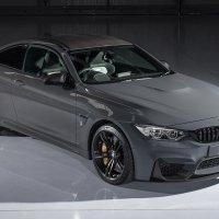 BMW M4 Coupé Individual in Grigio Telesto