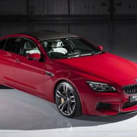 BMW M6 Gran Coupé Individual in Imola Red