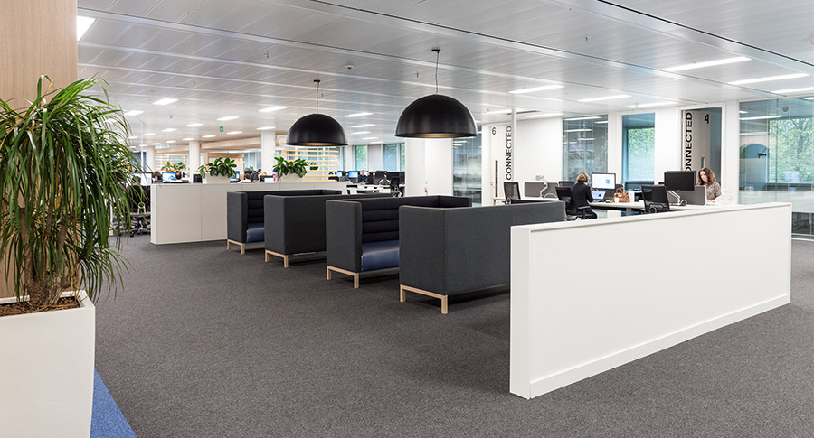 Summit One office