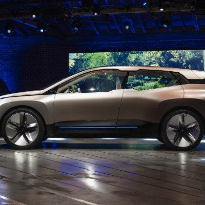 BMW REVEALS NEW MODELS IN LA.