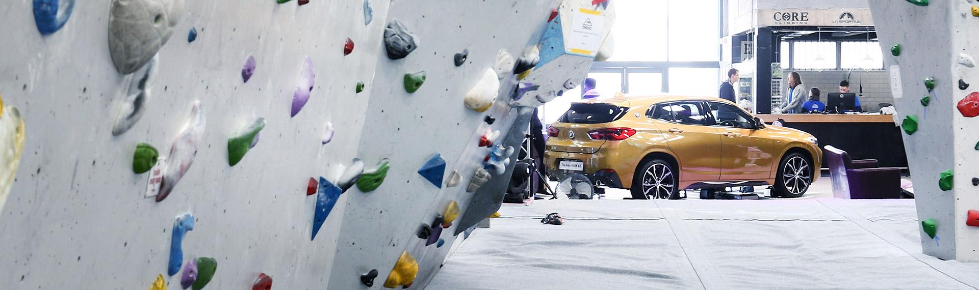BMW X Climb