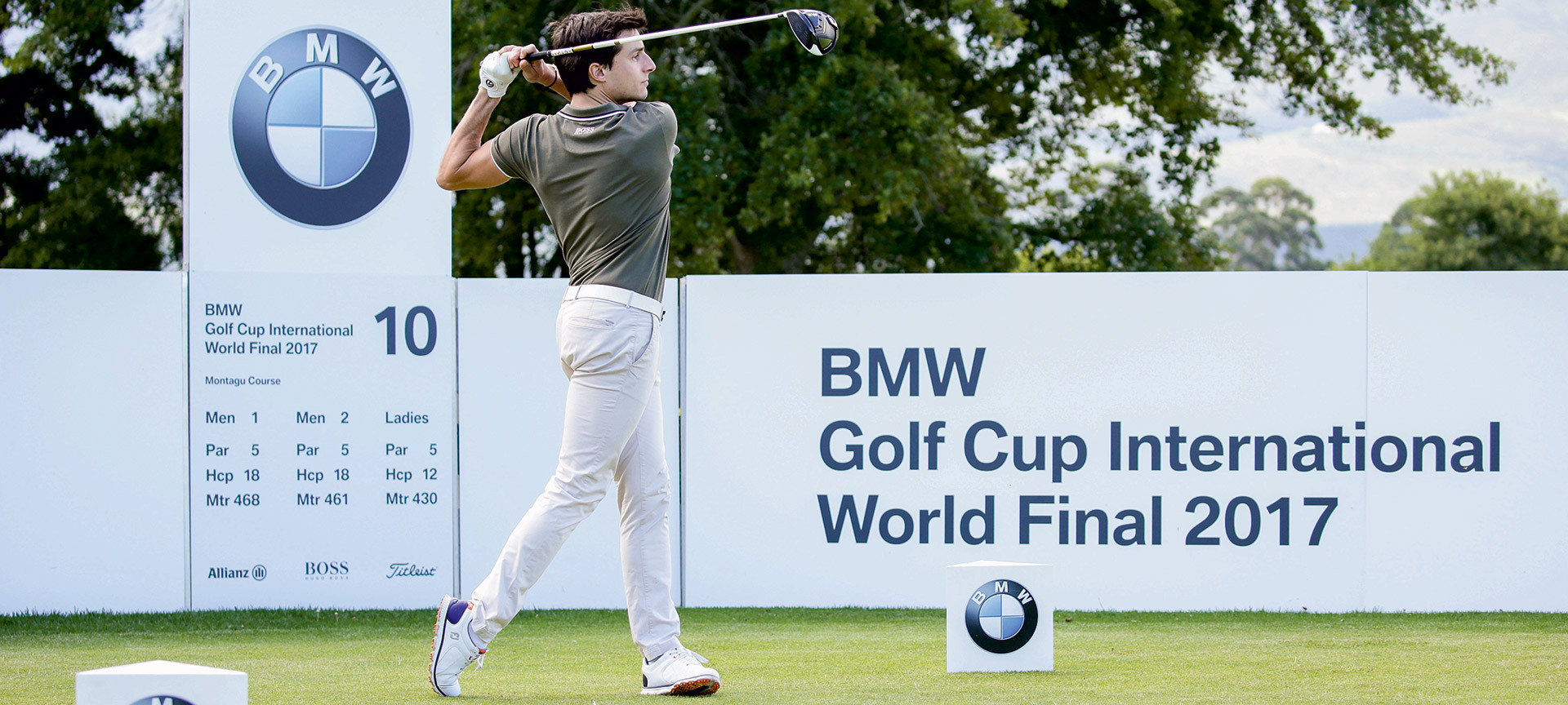 Golf Cup International News Discover Bmw