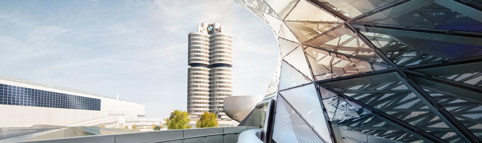 BMW HQ in Munich