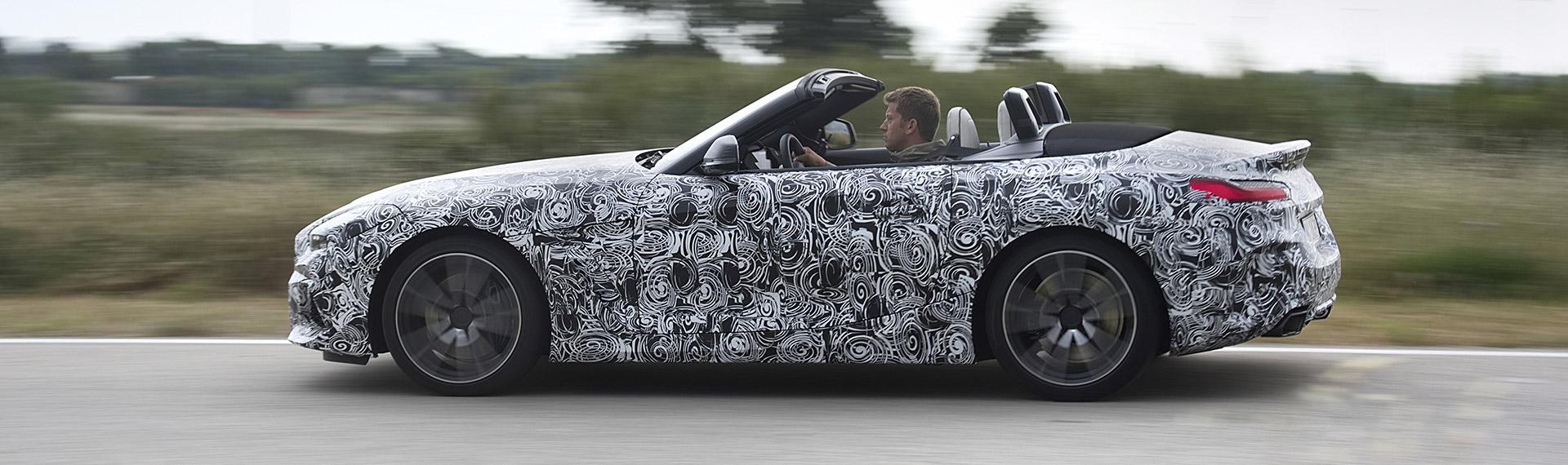 The BMW Z4 Prototype