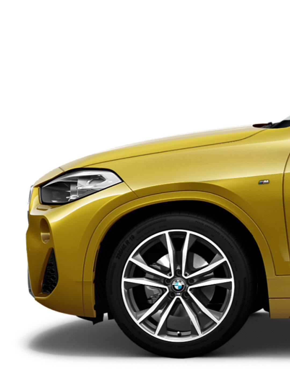 BMW X2 Snowbombing
