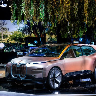 BMW NATURAL INTERACTION UNVEILED AT MWC 2019.