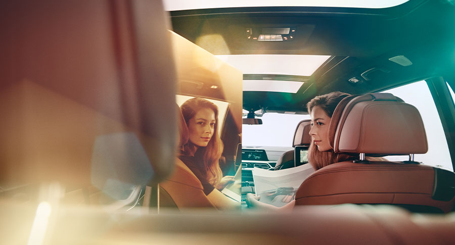 BMW interior designer Eva-Maria Günther