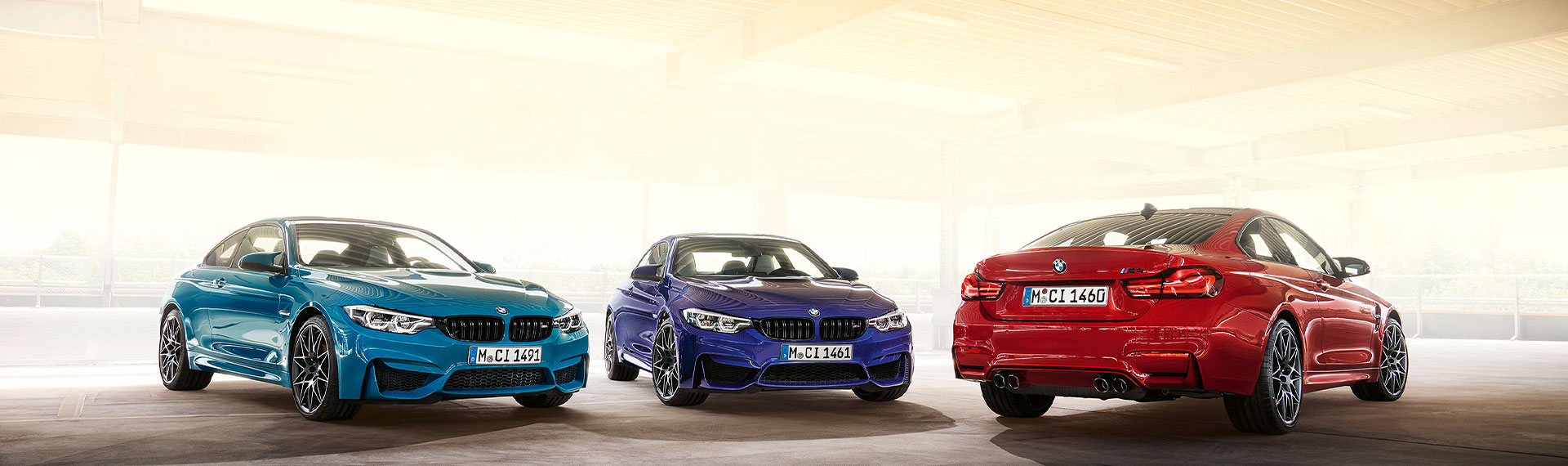 New BMW M4 Coupé /// M Heritage Edition