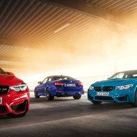BMW M4 Coupé///M Heritage Edition.