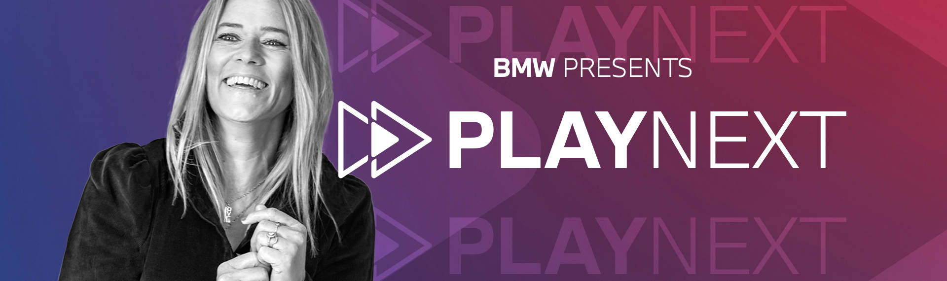 BMW presents Play Next with Edith Bowman