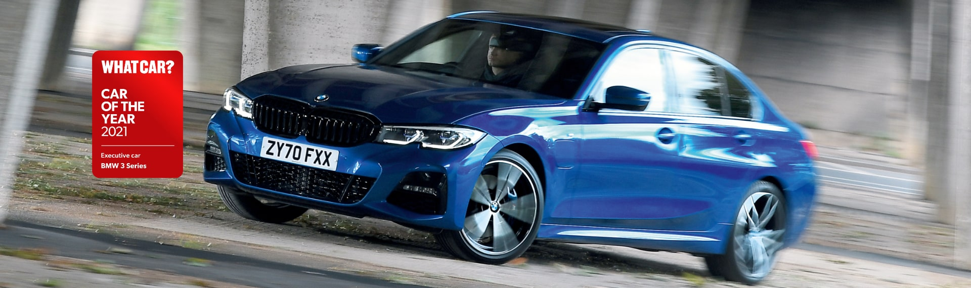 BMW 3 Series - What Car? Executive Car of the Year