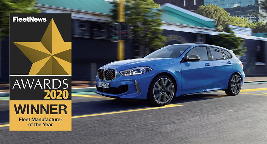 BMW 1 Series Sports Hatch side view