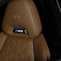 Image of BMW M8 Gran Coupé First Edition 1 of 8 seat
