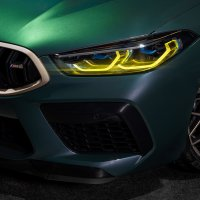 Image of front BMW Laserlights