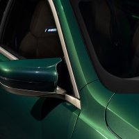 Image of wing mirror of the BMW M8 Gran Coupé First Edition 1 of 8