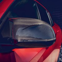 BMW X4 M Competition wing mirror