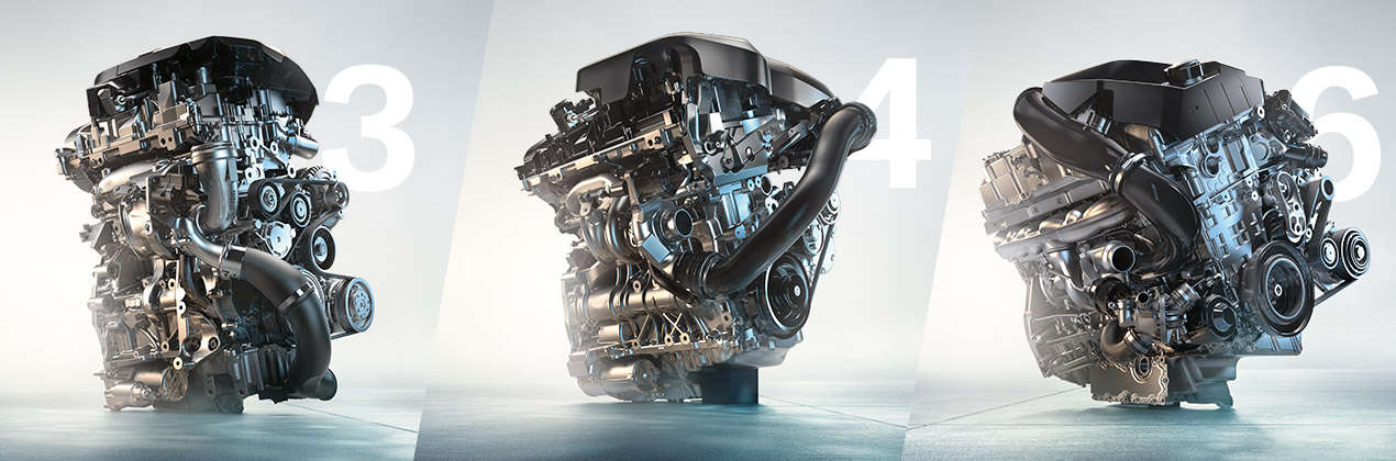 Twinpower Turbo Petrol Engines